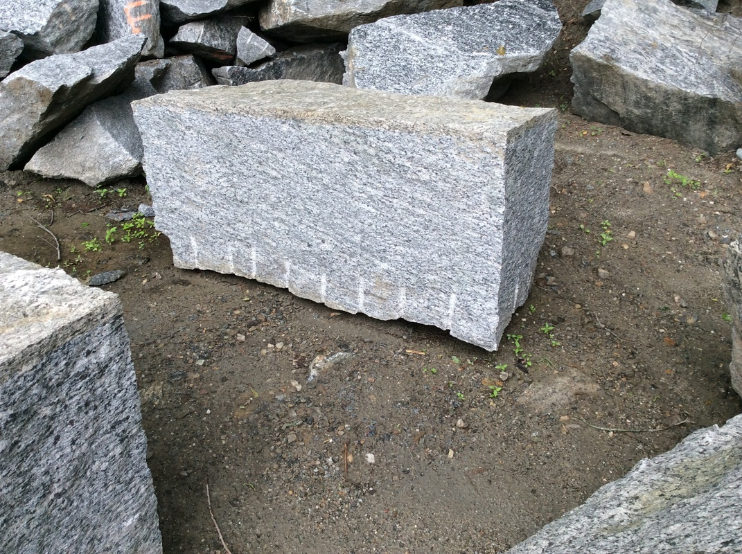 Raw Granite BLOCKS